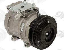 Global Parts Distributors 6511599 New Compressor And Clutch