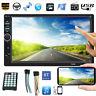 7 inch 2 DIN HD Autoradio Bluetooth HD Car Stereo MP5 Player FM / AUX / USB