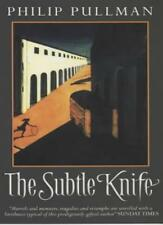 The Subtle Knife: Adult Edition (His Dark Materials),Philip Pullman