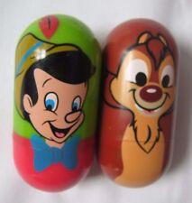 Lot 2 Kellogg's Pinocchio Dale Weebles Wobbles Wobblers Beans Disney Parks Toys