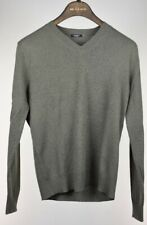 Magaschoni Mens Wool Knit Sweater Size S