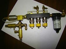 1pc. Videojet 273-SE Air Input Manifold Assembly 200PSI, Used