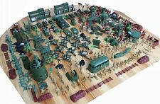 310pcs Military Playset Plastic Toy Model Soldier Army Men Figures & Accessories