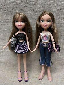Bratz Triiiplets Triplets Janelle & Adrienne Redressed