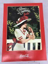 Summer Day Dreams Coca Cola Barbie Collectible Doll