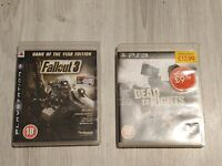 Fallout 3 & Dead to Rights Retribution Bundle