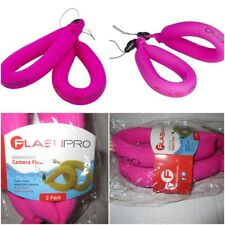 2 Pk Pink Waterproof Underwater Camera Float Diving Photography Floating Strap