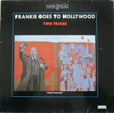 FRANKIE GOES TO HOLLYWOOD - TWO TRIBES - MAXIE-SINGLE - 45 RPM