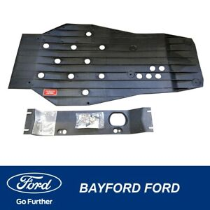 GENUINE FORD TERRITORY SX SY SUMP GUARD PROTECTING SHIELD KIT BASH PLATE