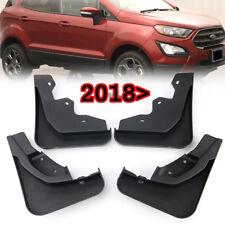 Set Mud Flaps For Ford Ecosport 2018 Splash Guard Fender Front Rear Kit 2019