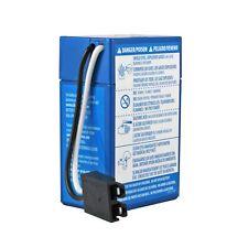 Fisher Price 6 Volt, 4 Ah Blue Power Wheels Battery [SLA-6V4-POW]