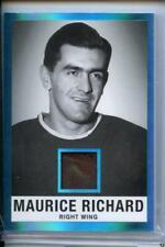 2017-18 LEAF HOCKEY 1960's MEMORABILIA 4/5 Maurice Richard