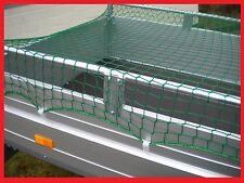 Anhängernetz Abdecknetz Container 3,5 x 1,8 m knotenlos 45mm Maschen