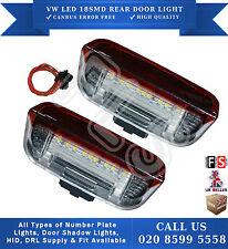 VW EOS GOLF 5/6 GOLF PLUS JETTA PASSAT CC LED REAR DOOR LIGHT CANBUS ERROR FREE
