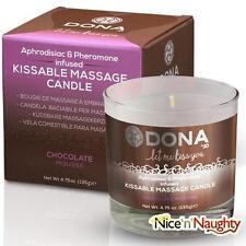 Dona De Jo besables Massage Candle Chocolate Mousse 135g