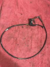1986 - 1996 HONDA XR250R Clutch lever, Cable and Actuator Rod Used