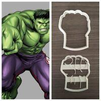 Formine Avengers Hulk Pugno Formina Biscotti E Pdz Cookie Cutter 8 Cm