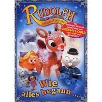 """RUDOLPH MIT DER ROTEN NASE """"WIE ALLES BEGANN"""" DVD NEU"""