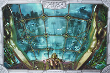 Bioshock screen print poster limited edition Chris Skinner