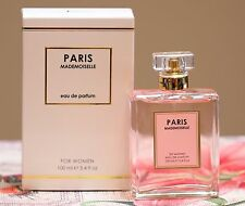 PARIS MADEMOISELLE WOMEN EAU DE PARFUM PERFUME 3.4 OZ