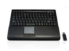 Accuratus 540 RF - Wireless RF 2.4GHz Professional Mini Keyboard with Touchpad