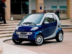 Smart Car Fortwo 1998-2006 Workshop Repair Manual Cd