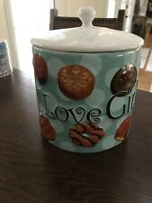 Girl Scout Cookie Jar   BEAUTIFUL!!!