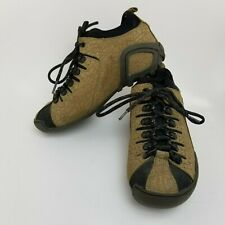 Woodland Men Brown Leather Trekking Shoes size 10