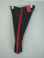 BNWT  Adidas Ladies  Capri Fitted Tight  Size:S
