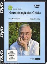 DVD, NEUROBIOLOGIE DES GLÜCKS, Gerald Hüther, NEU/OVP