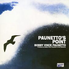 BOBBY PAUNETTO Paunetto's Point LATIN JAZZ Pathfinder Records SEALED VINYL LP