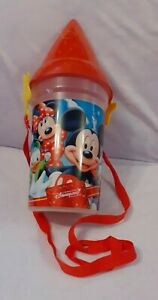 Disneyland Resort Paris popcorn carrier (height 35 cm)