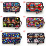 Women Wallet Wristlet Lady Card Coin Holder Long Wallet Clutch Zipper Purse #W