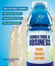 Foundations of Business - Robert J. Hughes (Paperback, 2009)