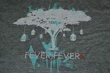Fever Fever Band T Shirt Columbus OH Alternative Indie Rock Large Nice Soft