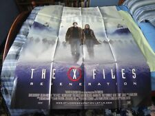 X-Files-French IWTB  Movie Poster- Extra Large