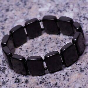 Shungite bracelet, Healing and Protection, genuine Karelian shungite, Fullerenes