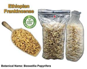 1lb Frankincense Resin Organic Aromatic Tear Rock Incense Olibanum Gum Ethiopian