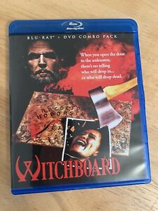 Witchboard (Blu-Ray & DVD) Shout Factory - REGION A