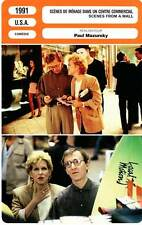 FICHE CINEMA : SCENES DE MENAGE DANS UN CENTRE COMMERCIAL - Midler,Allen 1991