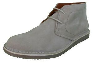 Delicious Junction Gary Crowley Biege Suede Desert Boots …
