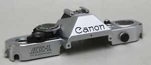 Genuine CANON AE-1 Program TOP COVER Replacement Part w/Screws