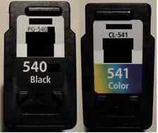 2x Druckerpatronen für Canon PG 540 CL 541 XL Pixma MG3550 MG3600 MG3650 MG3650