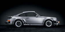CLASSIC 1974 PORSCHE 911 TURBO CAR POSTER PRINT 18x36 HIGH RES 9 MIL PAPER