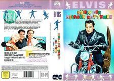 (VHS) König der heißen Rhythmen - Elvis Presley, Barbara Stanwyck, Leif Erickson