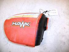 HONDA CB400 HAWK RIGHT SIDE COVER CB 400TII CB 400 T 83600-413-000ZF