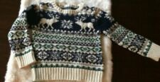 Boys 4T Polo Ralph Lauren Cotton Wool Blend Sweater - perfect for the holidays