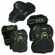 D2 BONE SHIELDZ Pro Level 360 wrist elbow knee protective gear Sz M