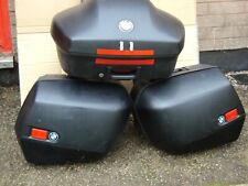 BMW R1100RS 1996 rear rack Luggage Panniers Back box Top box Genuine BMW 1 KEY