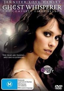 Ghost Whisperer Season 1 DVD (6 disc) Series One - Australian Region 4